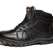 Мужские зимние ботинки хорошего качества (РС-14)