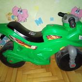 Мотоцикл толокар Орион Orion