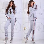 Спортивный костюм теплый размеры 42-54