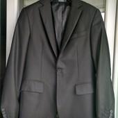 Модный облегающий пиджак The Suit Slim Fit р.S/46 92 мужской, подростку 170-176см
