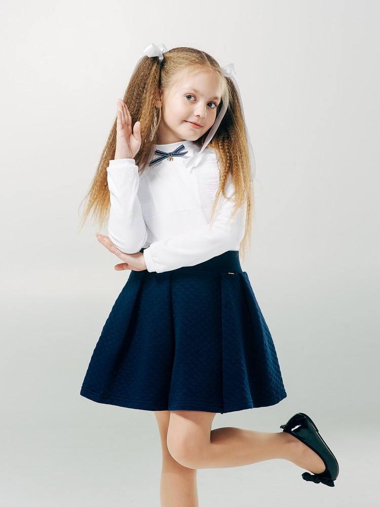 Школьная форма. smil, юбка школьная стеганая фото №1