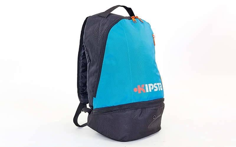 Рюкзак спортивный kipsta 707 (ранец спортивный): размер 43х29х17см (4 цвета) фото №3