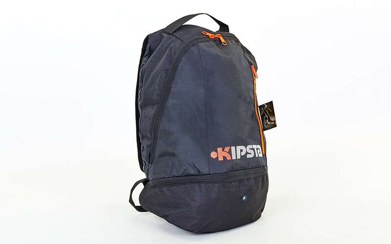 Рюкзак спортивный kipsta 707 (ранец спортивный): размер 43х29х17см (4 цвета) фото №4