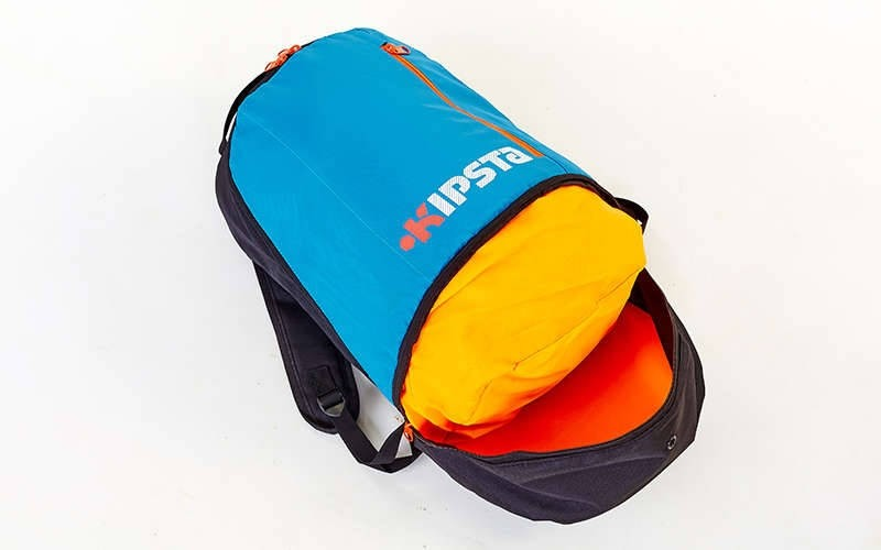 Рюкзак спортивный kipsta 707 (ранец спортивный): размер 43х29х17см (4 цвета) фото №8