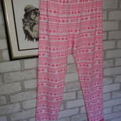 M&S Шикарные домашние или спальные штаники 164 см сток