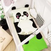 Панда -детский спальник-слипик, комплект для сна