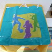 Пляжная детская сумка,подушка,надувная.
