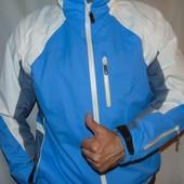 Стильная оригинал фирменная спортивная курточка бренд Human Nature л-хл