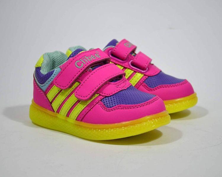 Кроссовки для девочки  размеры 20-31 фото №1
