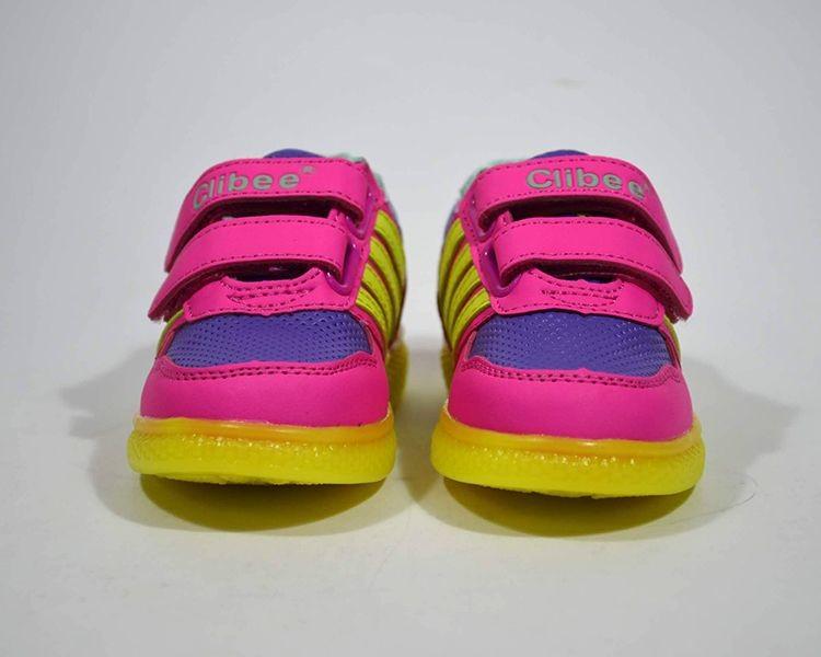 Кроссовки для девочки  размеры 20-31 фото №2