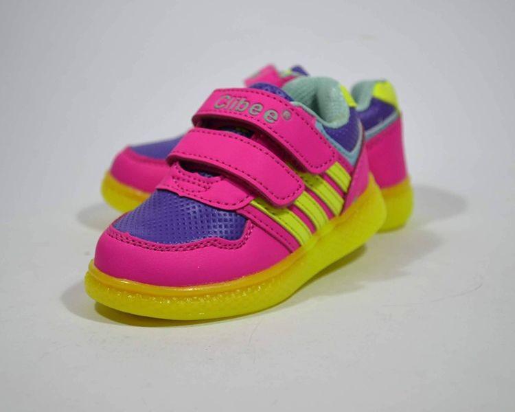 Кроссовки для девочки  размеры 20-31 фото №3