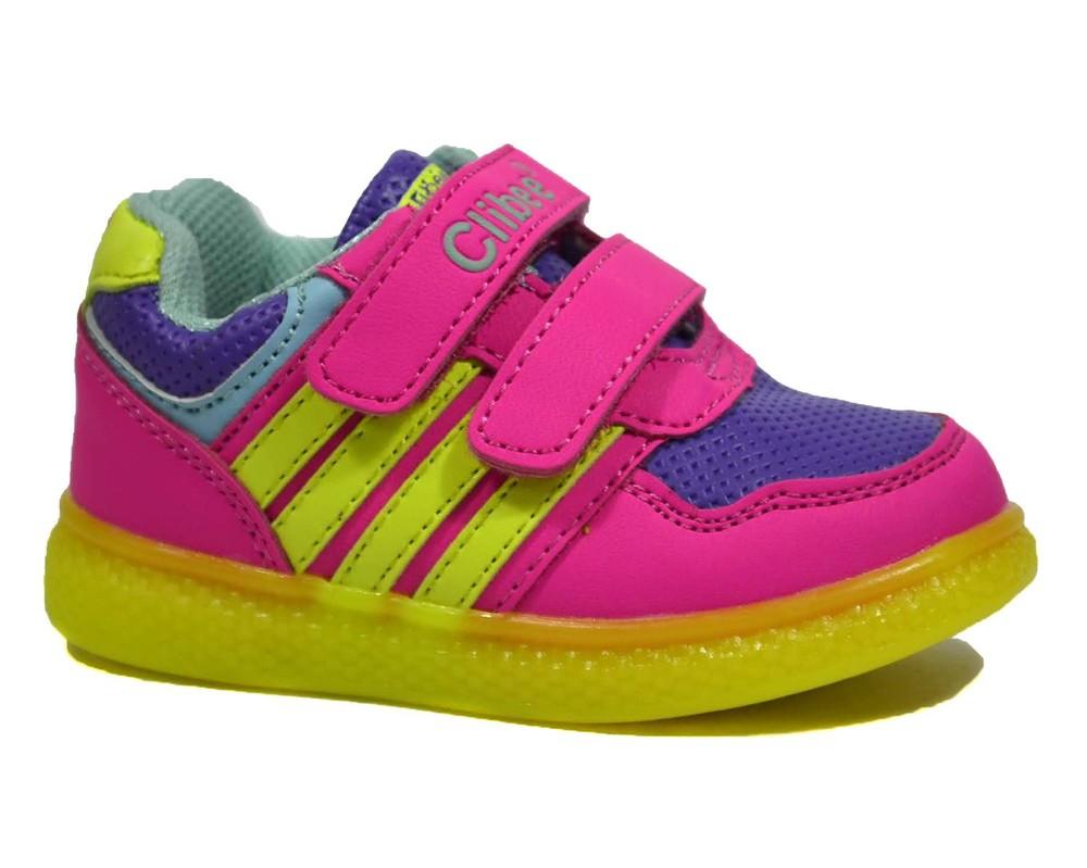 Кроссовки для девочки  размеры 20-31 фото №4