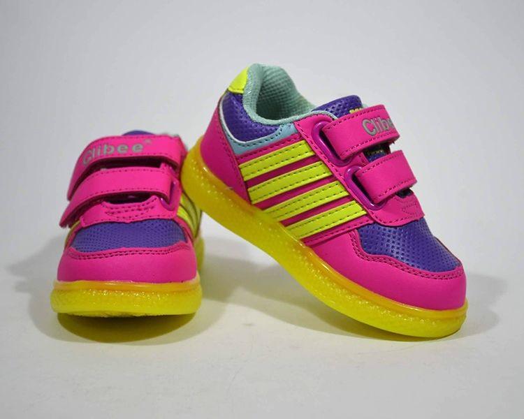 Кроссовки для девочки  размеры 20-31 фото №5