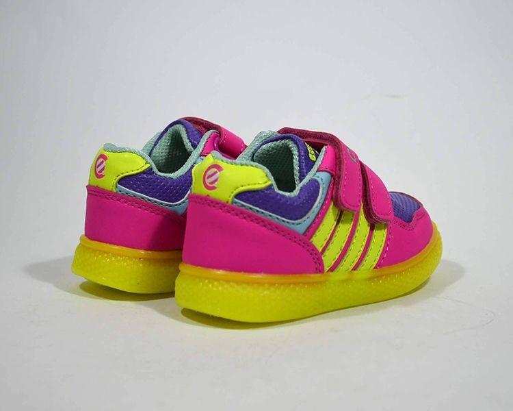Кроссовки для девочки  размеры 20-31 фото №6
