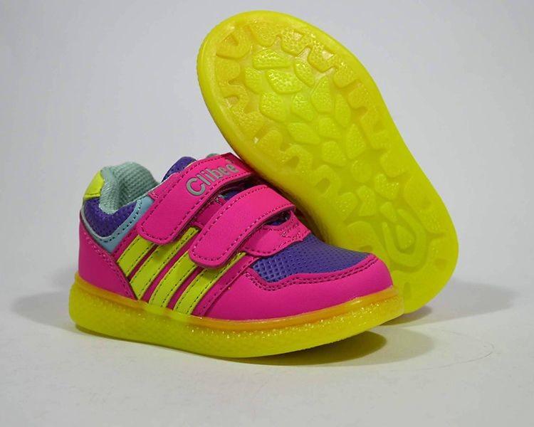Кроссовки для девочки  размеры 20-31 фото №7