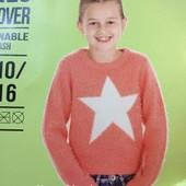 Детская кофта Fashion favorit на девочку 2-4, 4-6, лет, рост 98-104, 110-116