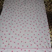 Фирменная простынь постельное белье в детскую звездочки