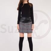 Красивая теплая юбка и гольф от Suzie