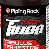 Piping Rock Ultra Tribulus Max 1000 mg, повышение тестостерона