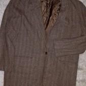 Отдам шерстяной пиджак