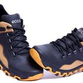 Кроссовки мужские кожаные ECCO Track