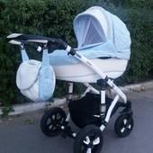 Херсон!! Детская универсальная коляска Bebe Mobile Toscana (аналогична Adamex)