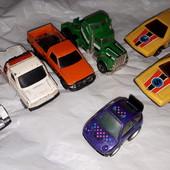 Машинки модельки Corgi Matchbox