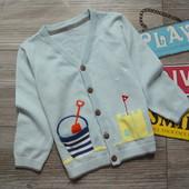Кардиган пуловер кофта M&S (1,5-2 года)