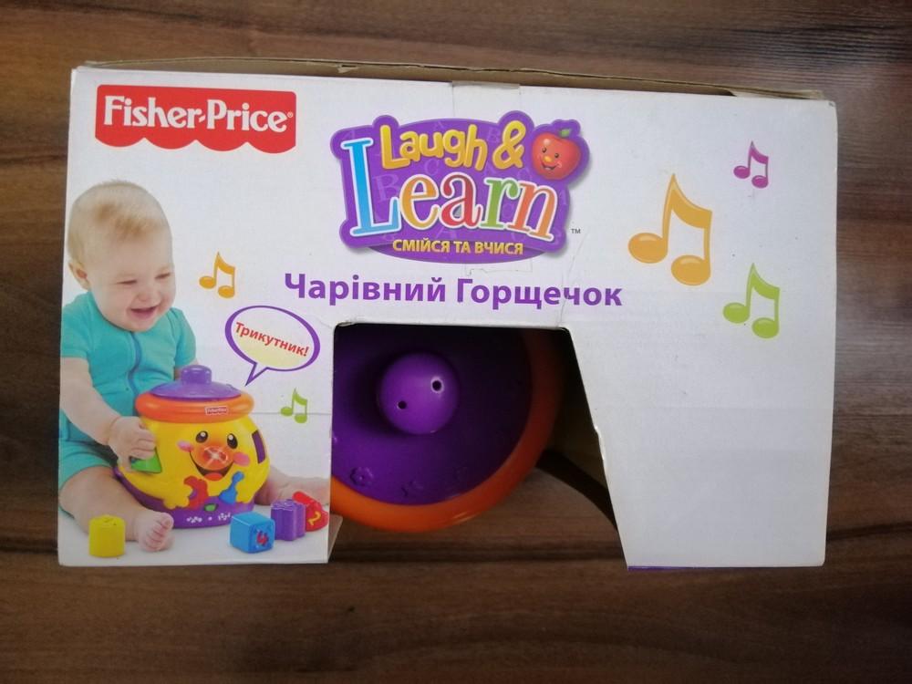 Волшебный горшочек fisher price на украинском языке фото №10