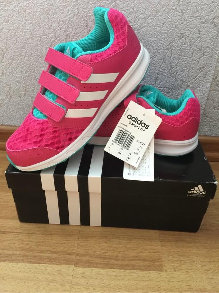 Adidas ))) фірмові кроси оригінал фото №1
