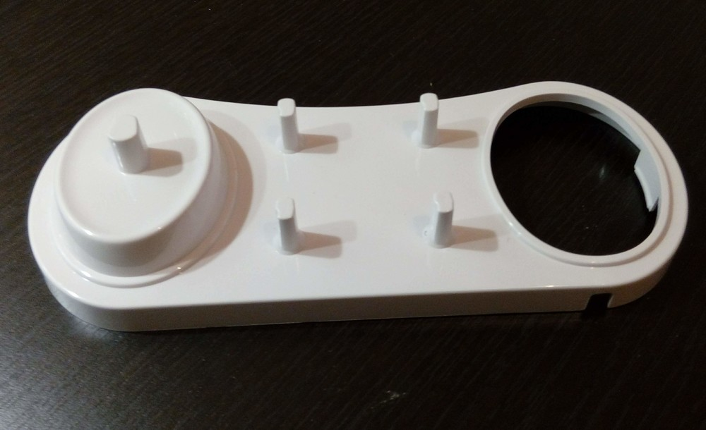 Подставка для электрической зубной щетки braun oral-b фото №1