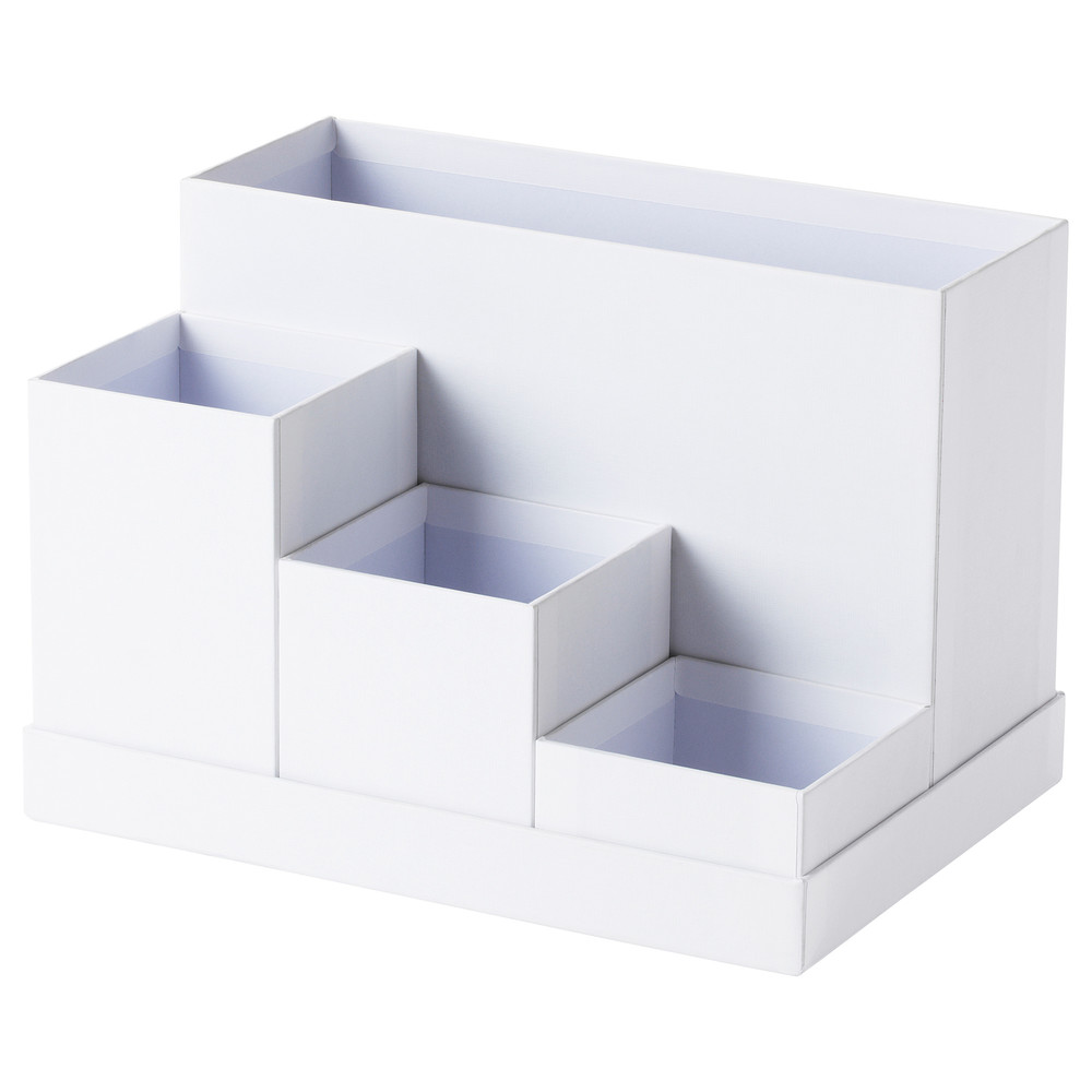 Подставка для канцелярских принадлежностей, белый, 603.954.52 тьена tjena икеа ikea фото №1