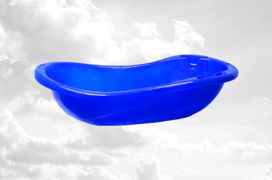 Ванна детская sl №3 синяя фото №1