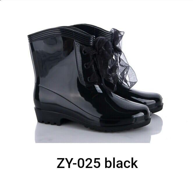 Резиновые красивые ботинки,сапоги,полусапоги в наличии фото №1