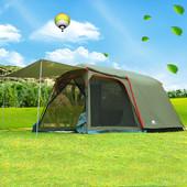 Палатка для туризма и комфортного отдыха.