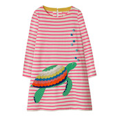Платье Turtle 18 мес-6 лет Jumping Meters