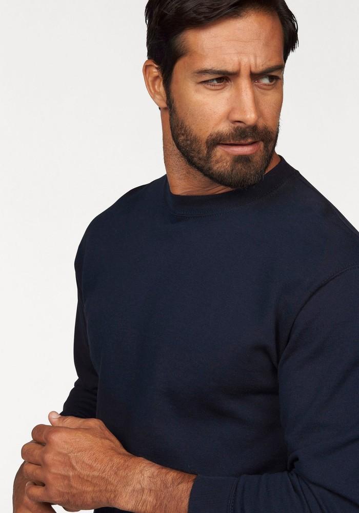 Мужской пуловер с начёсом. размеры от s до xxl фото №1