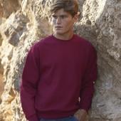Мужской пуловер с начёсом.  Размеры от S до XXL