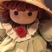 Музыкальная заводная кукла!