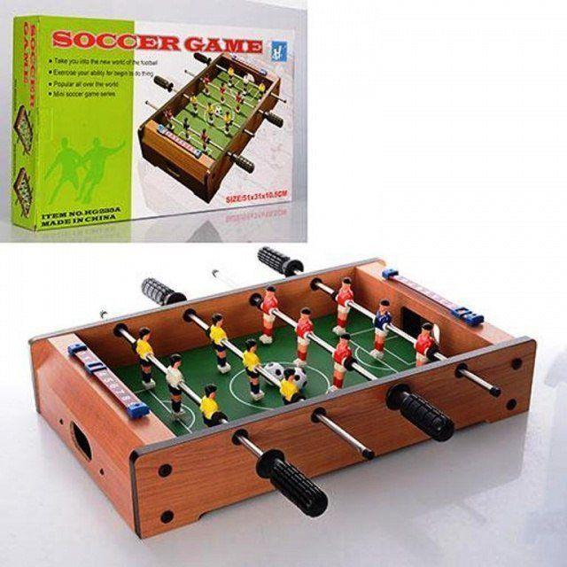 Детский игровой набор настольный футбол bambi 235 a более 1200 отзывы фото №1