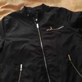Куртка фирменная без утеплителя River Island р.48 L