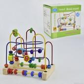 Деревянная игрушка Лабиринт С 29385