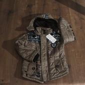 Курточка Китай на 6 лет