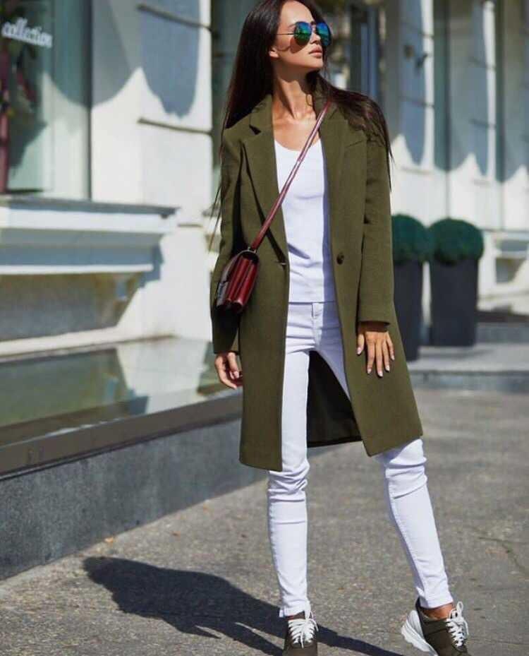 Пальто размеры: 42; 44; 46; 48 ткань: кашемир + подкладка шелк длина всего изделия по спинке 95 см; фото №1