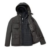 мужская деми куртка+жилетка.ТСМ чибо.германия.М