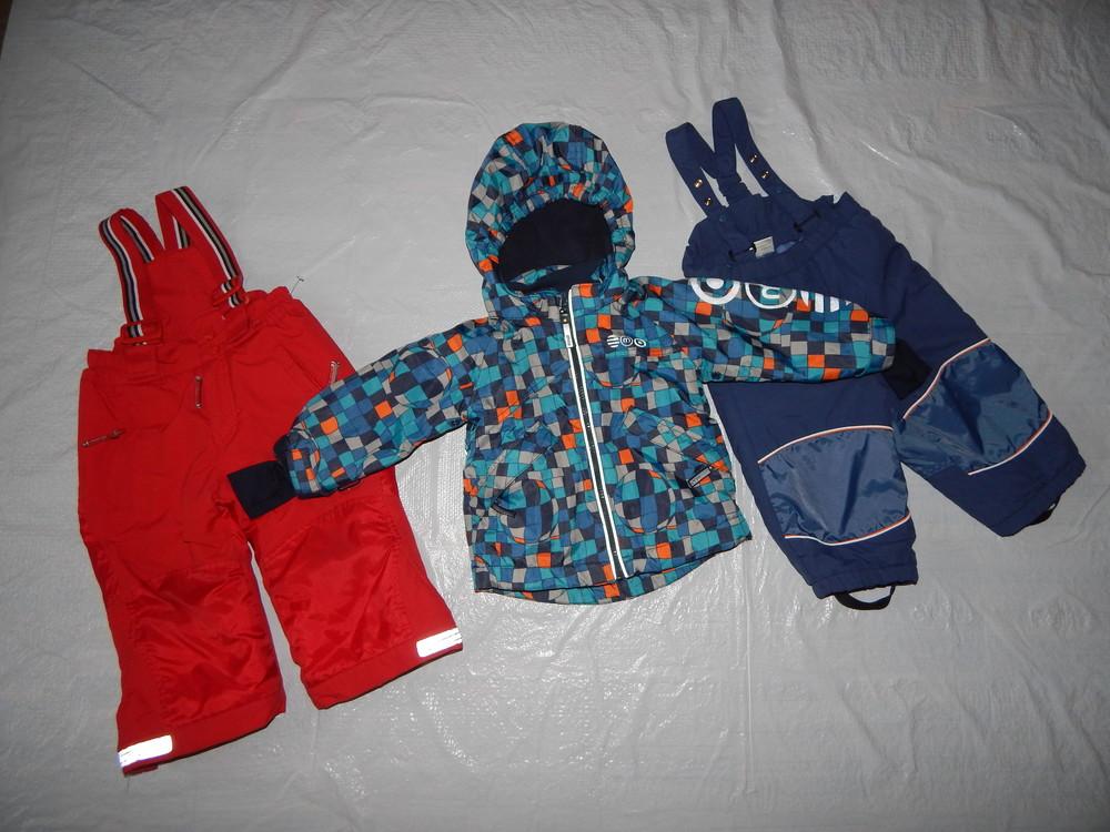 Р. 74-80-86, супер костюм деми-зима растет с ребенком! minymo&kappahl  фото №1