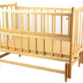 *Кроватка детская шарнир откидная №8