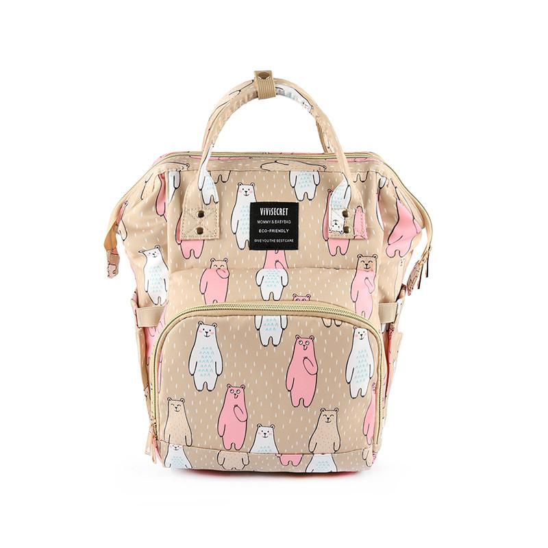 Сумка-рюкзак для мамы vivisecret фото №1