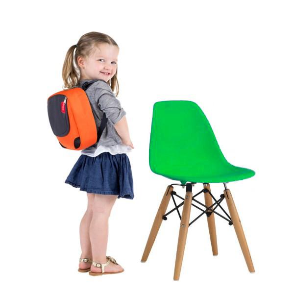 Детский стул tower baby зеленый, желтый, розовый фото №1