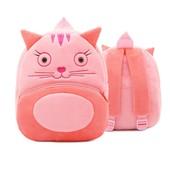 Рюкзак велюровый Cat Berni